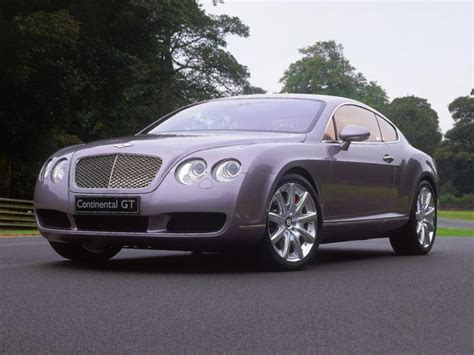 2007 bentley continental gt information and photos