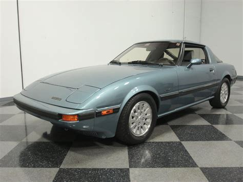 how cars run 1985 mazda rx 7 auto manual 1985 mazda rx 7 for sale
