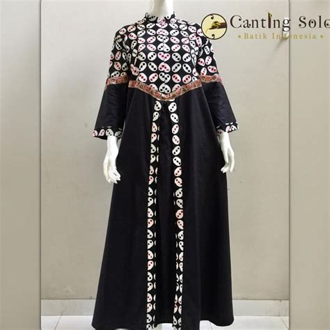 Dress Bunga Rempel Pita Depan 1 best 25 model dress batik ideas on batik dress blouse batik and gaun batik modern