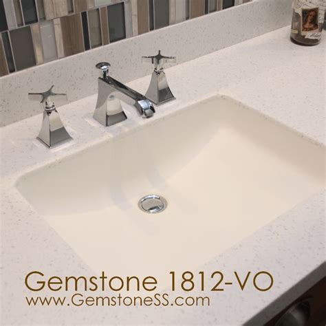 Solid Surface Sinks Kitchen 1000 Images About Gemstone Solid Surface Sinks On Livingstone Gemstones And