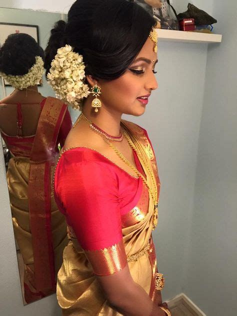 Indian Wedding Hairstyles Buns by Indian Wedding Hairstyles For Indian Brides Up Dos
