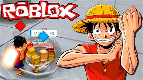 roblox monkey  luffy  piece anime cross