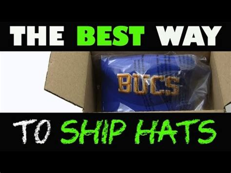 best way shipping the best way to ship hats shipping like a pro