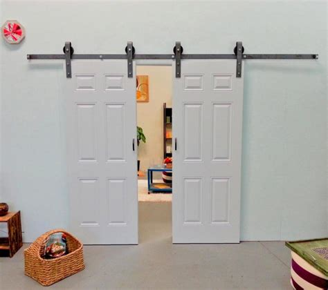 Sliding Barn Door Parts Sliding Barn Door Kit