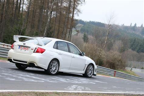 subaru cts v video 2011 subaru impreza wrx sti test car laps the