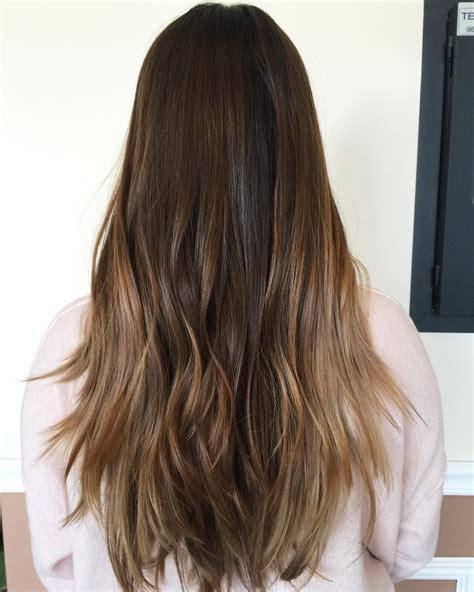 bayalage on medium layered hair 60 balayage hair color ideas with blonde brown caramel