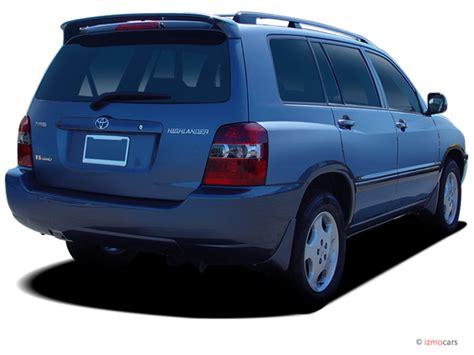 2005 Toyota Highlander Battery Image 2005 Toyota Highlander 4 Door V6 4wd Limited W 3rd