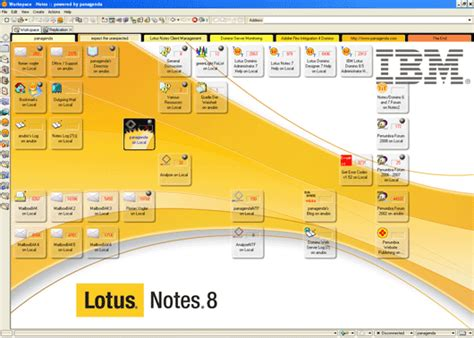 lotus notes mobile キマ 3 モバイル ipadでlotus notesを使う方法