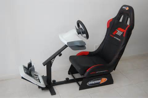 Steering Wheel And Chair For Xbox One The World S Catalog Of Ideas