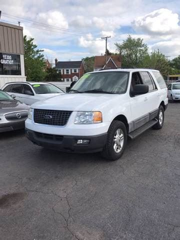 used ford expedition for sale in michigan 2004 ford expedition for sale in michigan carsforsale