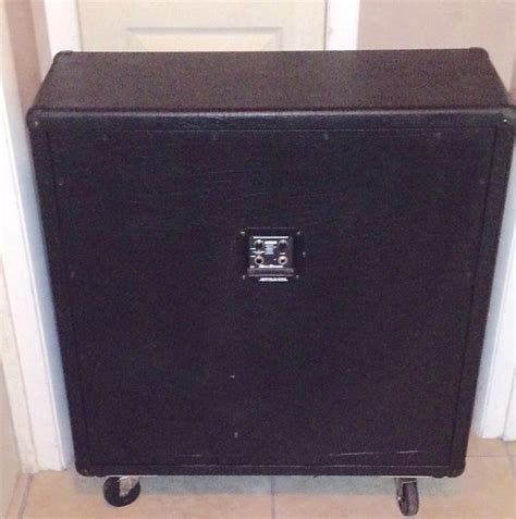 Mesa Cabinet 4x12 by Mesa Boogie 4x12 Tradition Speaker Cabinet Cab Celestion