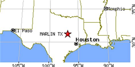 marlin texas map marlin texas tx population data races housing economy