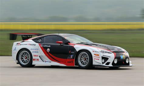 lexus racing lexus and gazoo racing at nurburgring 24 hours endurance race