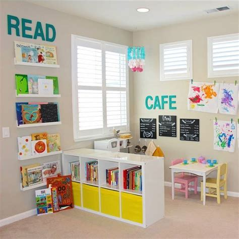 playroom ideas best 25 playroom shelves ideas on