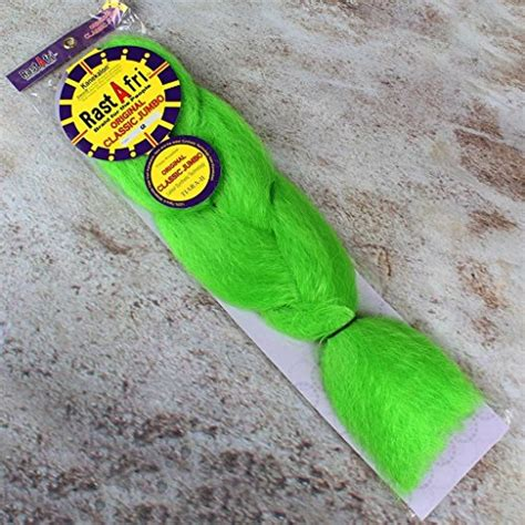 rast afri kanekalon rastafri kanekalon jumbo braid extension braiding hair
