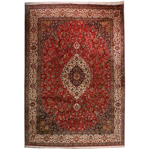 Silk Rug by Classic Rugs Kashmir Silk Exclusive 345x248cm