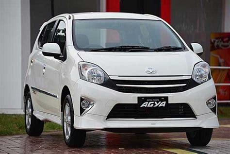 Tv Mobil Toyota Agya inilah mobil murah berstandar global republika