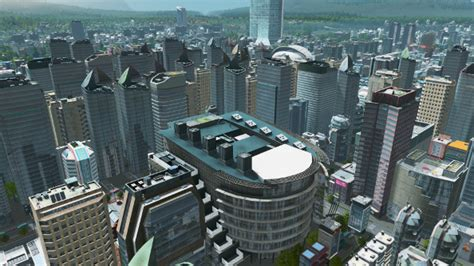 Office Zone Cities Skylines Cities Skylines Review Pcgamesn