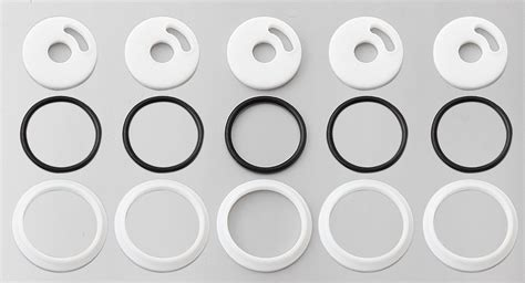 Seal Rings Set For Tfv4 Mini Vapesoon Authentic O Rin Murah 2 03 authentic vapesoon seal rings set for smoktech tfv4 clearomizer 15 pieces 5 pack 23mm