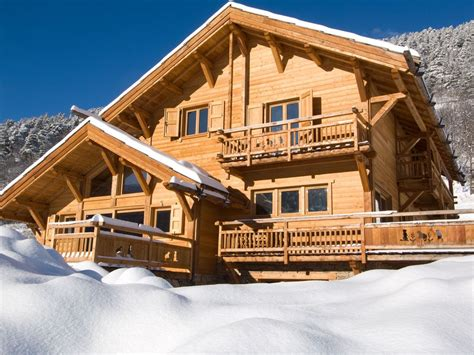 Chalet De Luxe Alpes 4425 by Chalet Luxe Marmotte Dans La Station De Ski Serre