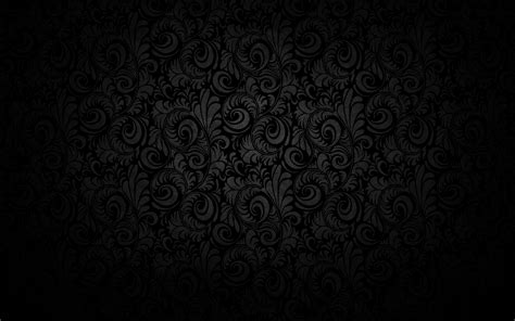pattern design black black floral texture pattern design wallpaper 1920x1200
