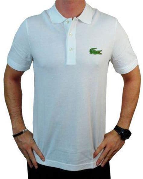 lacoste polo shirt ebay