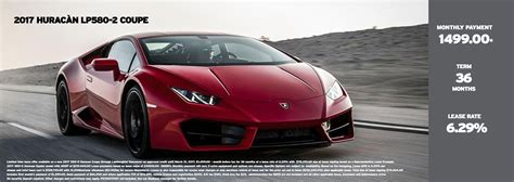 Lamborghini Leasing by Lamborghini Leasing And Financing Lamborghini Vancouver