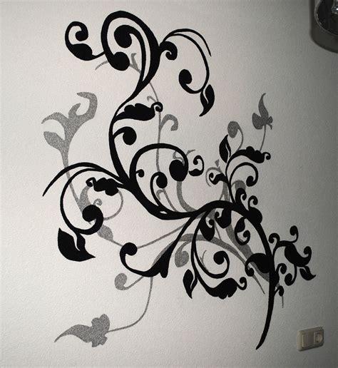 muurtekeningen woonkamer muurschilderingen en babyborden jeskeved
