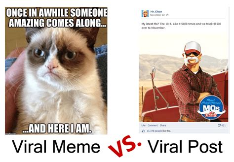 Viral Meme - facebook news feed algorithm changes again ignite