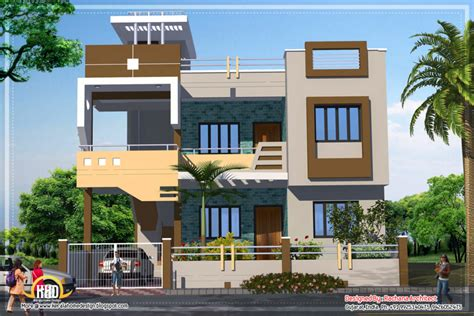 2 floor house 2 floor house plans kerala