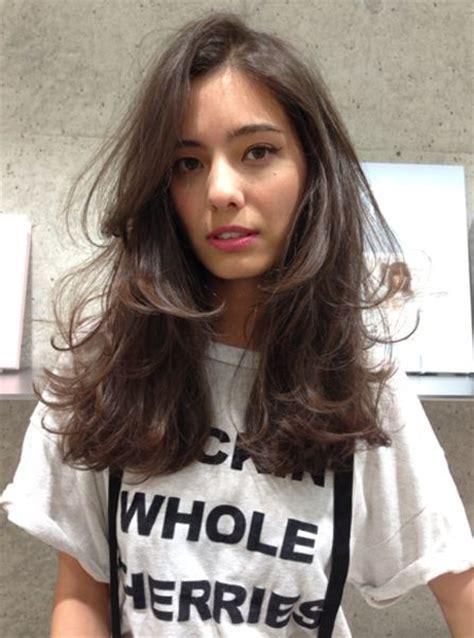 asian hairstyles brown hair asian brown hair a s i a n h a i r pinterest style