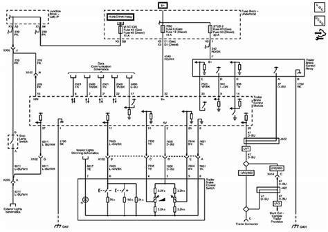 gmc envoy xl 2004 diagram gmc free engine image for user