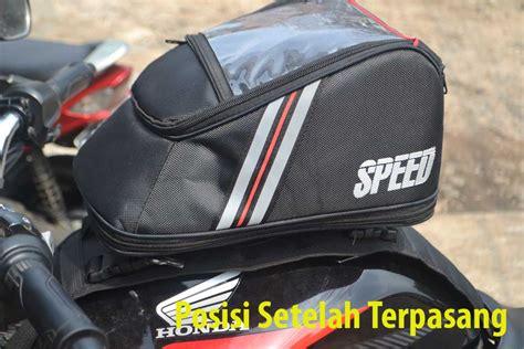 Tas Buat Di Tangki Motor jual tankbag speed tas tangki untuk motor kawasaki