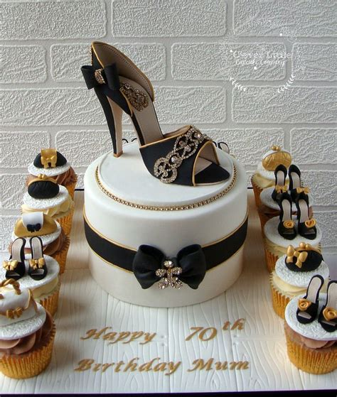 Happy 50th Birthday Chanel Shoes by 17 Best Ideas About Shoe Cakes On Pretty