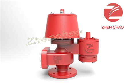 Vacuum Atmospheric Pressure Zhenchao Atmospheric Pressure Vacuum Relief Valve With