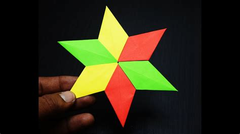 6 Pointed Origami - origami 6 pointed origami origami 6