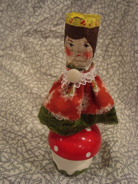 Paper Mache Doll - paper mache doll tutorial