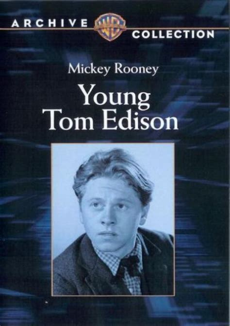 edison biography movie young tom edison 1940 on collectorz com core movies