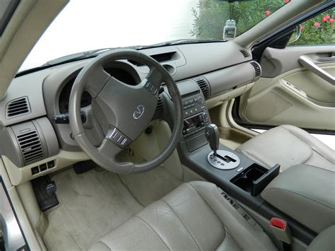 2003 Infiniti G35 Coupe Interior by 2003 Infiniti G35 Pictures Cargurus