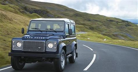 land rover alternative land rover defender retires here are eight rock bashing