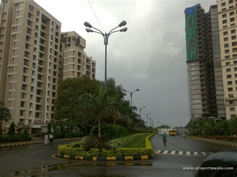 overview rutu tower at ghodbunder road thane w rutu 2 bedroom apartment flat for rent in ghodbunder road