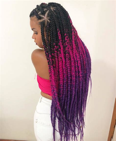 How Long Do Box Braids Last | how long do box braids last all your styling questions