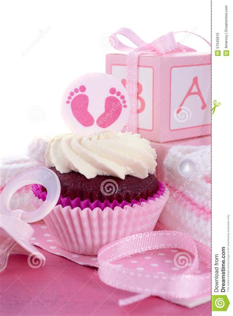 Baby Shower S by Its A Baby Shower Cupcakes Stock Photo Image Of