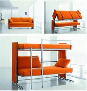 coolbusinessideas transformer bunk bed sofa