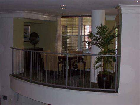 indoor balcony indoor fencing applications hercules custom iron