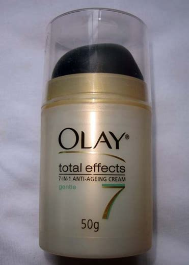 For The Total Effect by Olay Total Effects Anti Ageing Review
