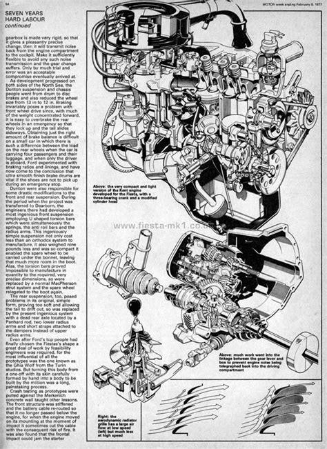 motor magazine uk ford mk1 187 magazine articles uk 187 motor 187 new car