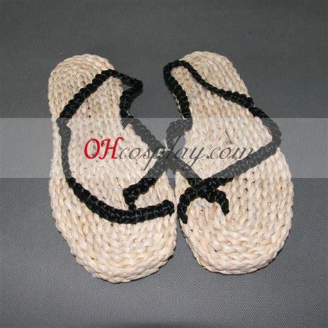 Luffy Sandal Spandex one luffy straw sandals cosplaymade