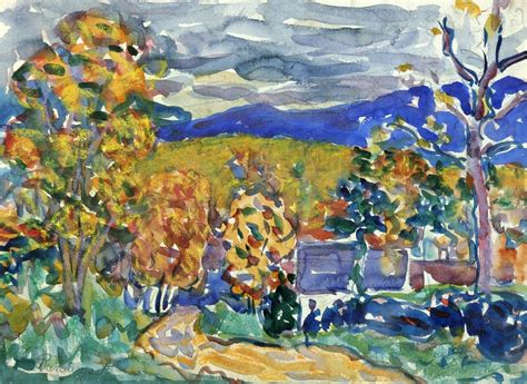 new painting free flashback photos maurice prendergast paints new