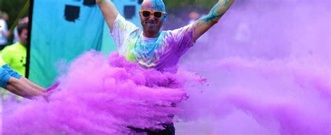color me rad promo code color me rad okc winners hugs kisses and snot